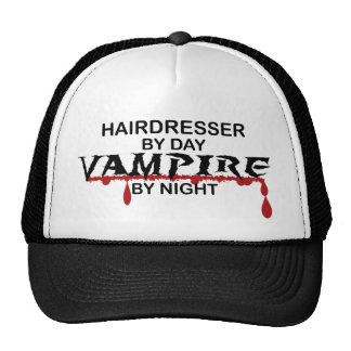 Hairdresser Vampire by Night Trucker Hat