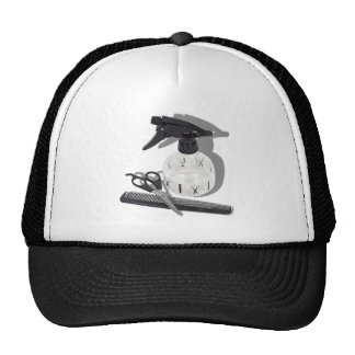 HairdresserItems060910Shadows Trucker Hat