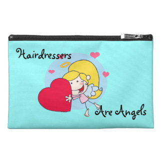 Hairdressers Are Angels Travel Accessory Bag