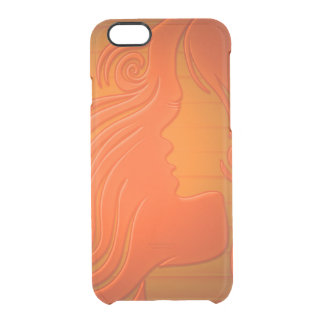 Hairdressers Clear iPhone 6/6S Case