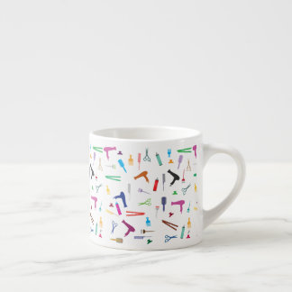 Hairstyles tools 2 espresso cup