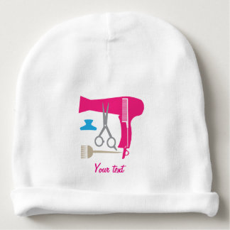 Hairstyles tools baby beanie