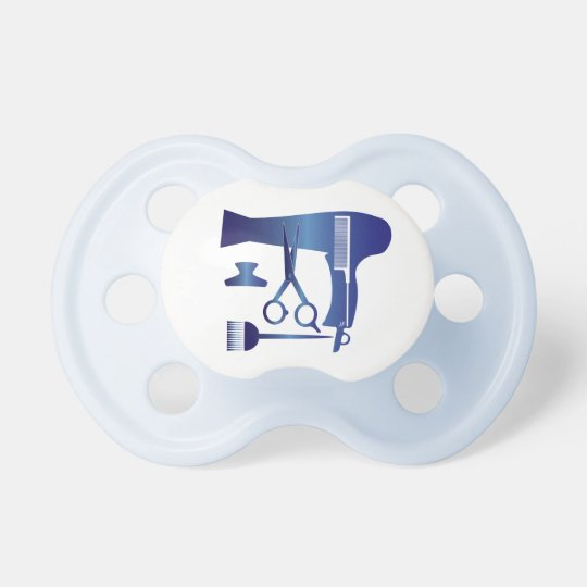 Hairstyles tools pacifier