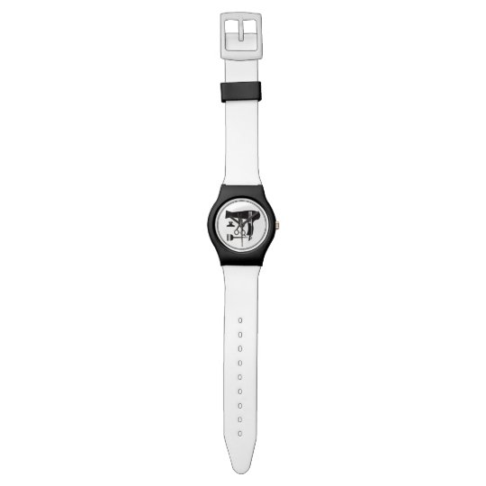 Hairstyles tools wristwatch