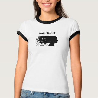 Hairstylist Ladies Specialty T-Shirt