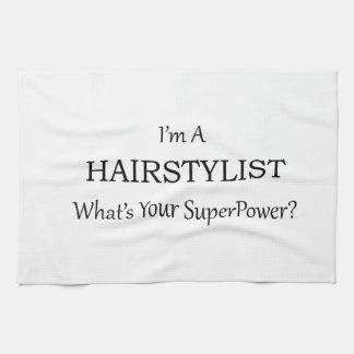 HAIRSTYLIST TOWEL