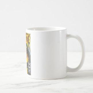 Hairy Guy with Wings Coffee Mug