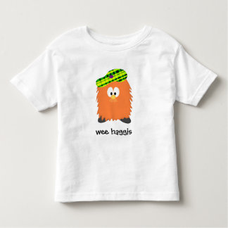 Hairy Haggis Toddler T-shirt