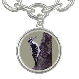 Hairy Woodpecker Bracelets