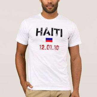 HAITI, 12.01.10 T-Shirt