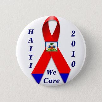 HAITI 2010_ Button