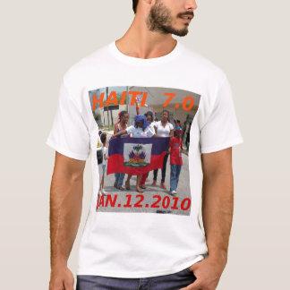 HAITI  7.0 T-Shirt