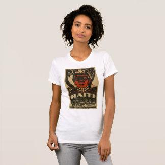 Haiti: A 1938 WPA Theater Poster T-Shirt