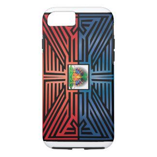 Haiti Abstract iPhone 7 Case