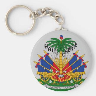 Haiti Cherie Keychain