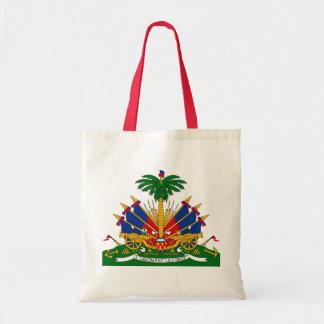haiti emblem tote bag