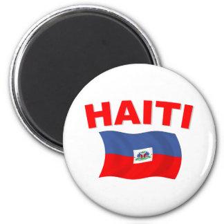 Haiti Flag 3 Magnet