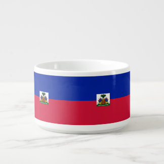 Haiti Flag Bowl