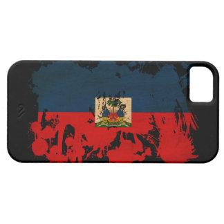 Haiti Flag Case For The iPhone 5