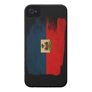 Haiti Flag Case-Mate iPhone 4 Case