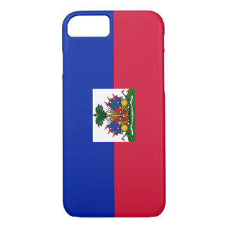 Haiti Flag Case-Mate iPhone Case