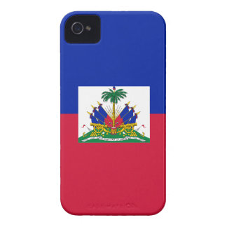 Haiti Flag iPhone 4 Cover