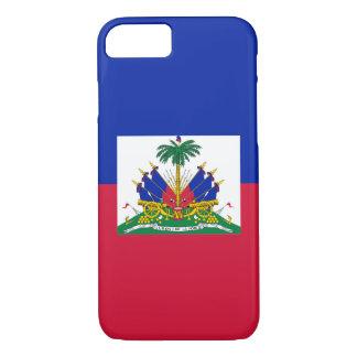 Haiti Flag iPhone 7 Case