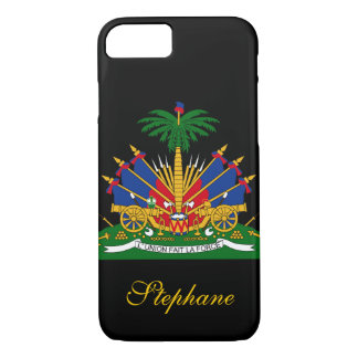 Haiti Flag iPhone 7 Case