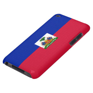 Haiti Flag iPod Case-Mate Cases