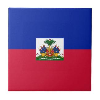 Haiti Flag Tile