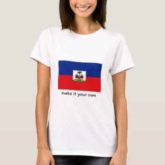Haiti flag tshirt