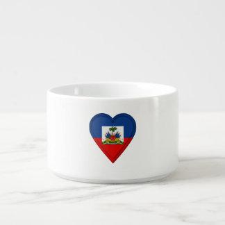Haiti Haitian Flag Bowl