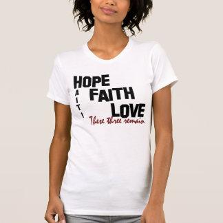 Haiti - Hope Faith Love T-Shirt