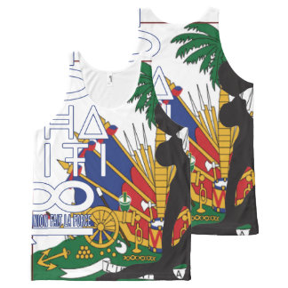Haiti Independence Graphic Tank