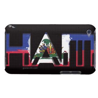 Haiti iPod Touch Case