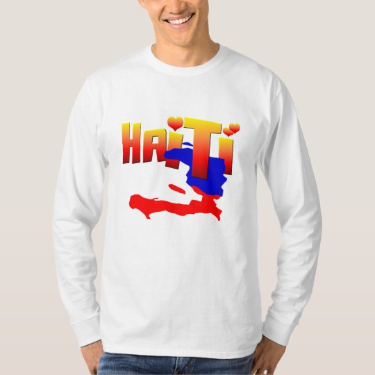 HAITI LOVE Shirt