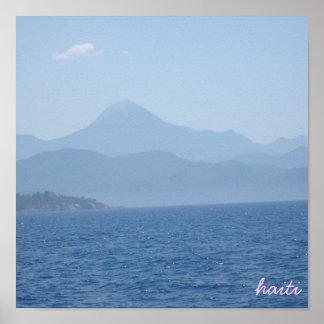 Haiti Paradise Geographic Poster