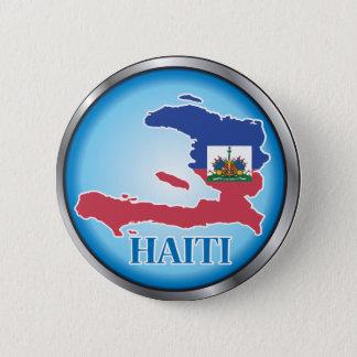 Haiti Round Button.ai 2 Inch Round Button