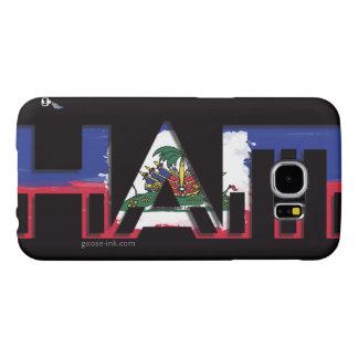 Haiti Samsung Galaxy S6 Case