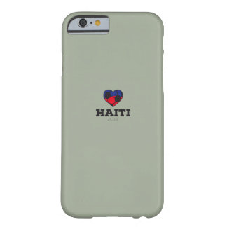 Haiti Soccer Shirt 2016 Barely There iPhone 6 Case