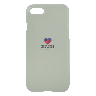 Haiti Soccer Shirt 2016 iPhone 7 Case