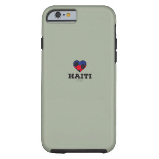 Haiti Soccer Shirt 2016 Tough iPhone 6 Case