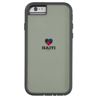Haiti Soccer Shirt 2016 Tough Xtreme iPhone 6 Case
