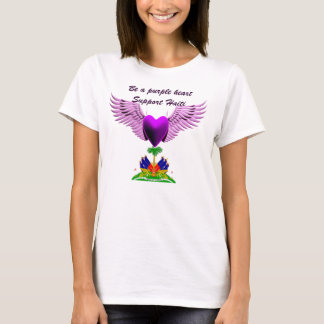 Haiti Support_Shirt T-Shirt