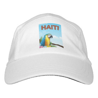 Haiti Travel poster Hat