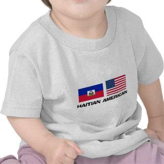 Haitian American T Shirt