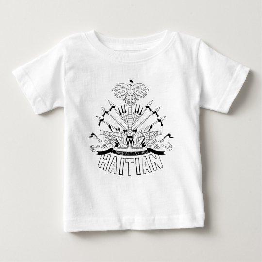 Haitian Baby Baby T-Shirt