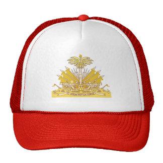 Haitian coat of arms Hat