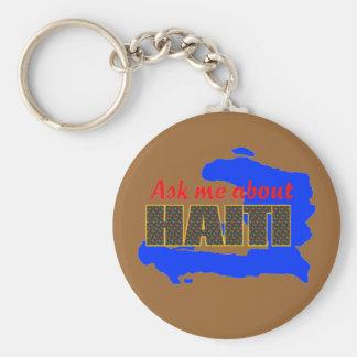 haitiaskme01 keychain