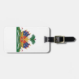 Haiti's Coat of arms Luggage Tag